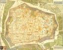 Grundrissplan der Stadt Wien