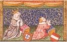 Kaiserin Eleonore von Portugal mit Maximilian